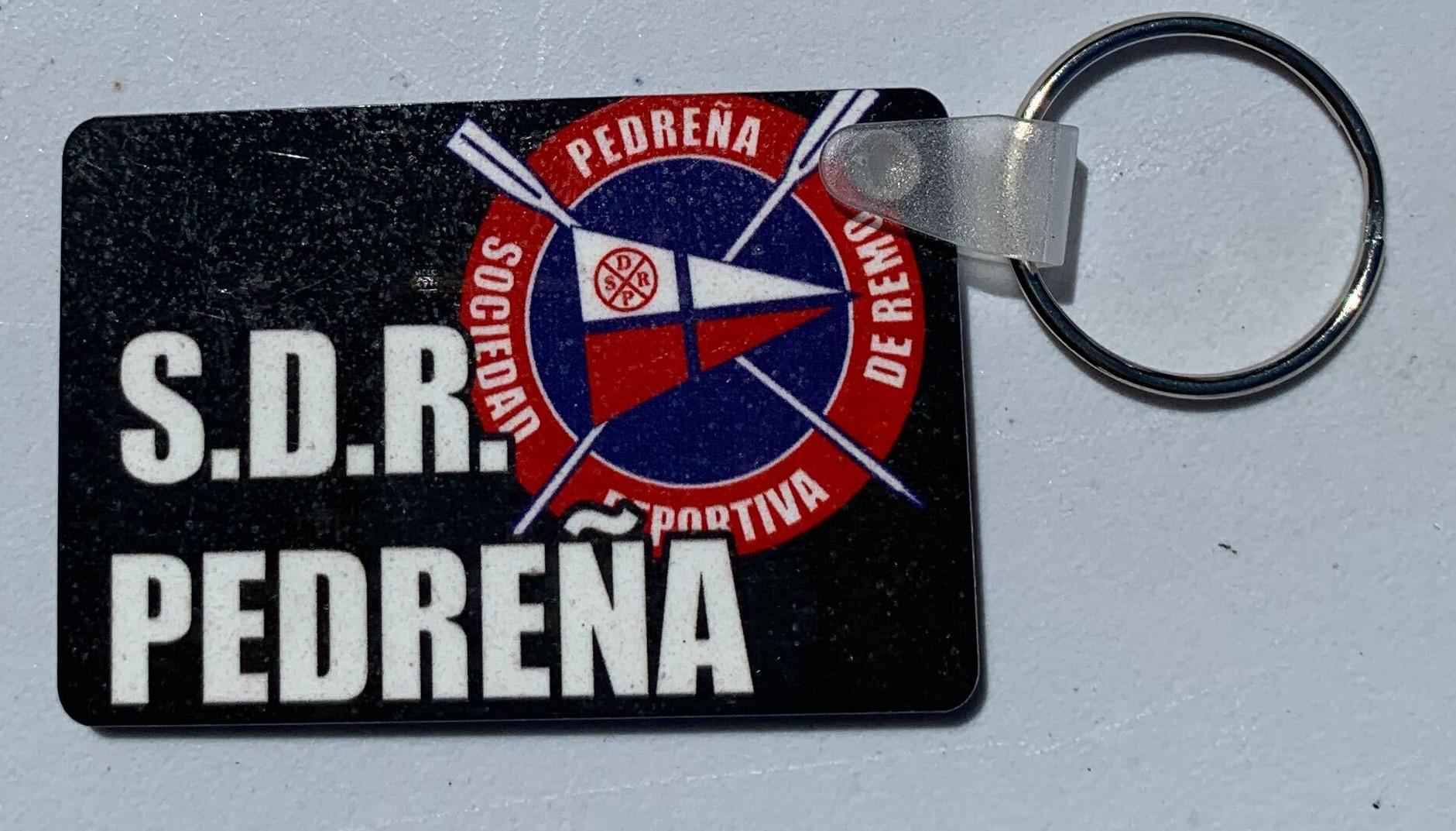 Llavero SDR Pedreña